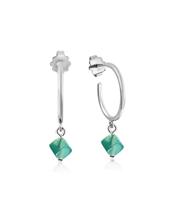 Aventurine Harmony Earrings