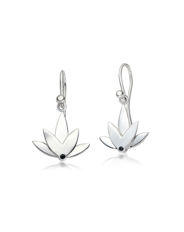 Lotus Earrings