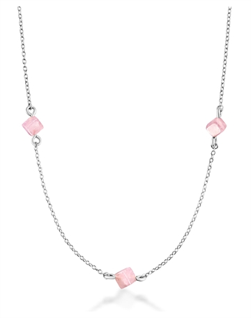 Rose Quartz Harmony Necklace