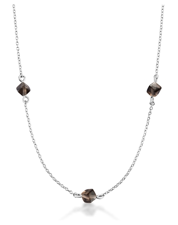 Smokey Quartz Harmony Necklace